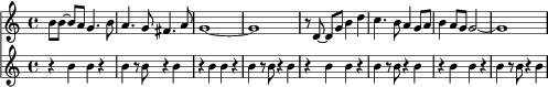 Clave Example